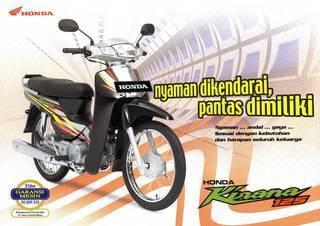 OPINI BIKERS: Kelebihan Honda Kirana, Menurut Ane