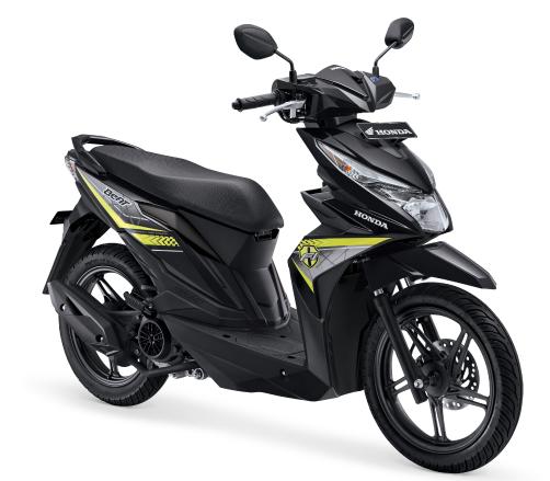 OPINI BIKERS: Honda BeAT, Matic Murah Fungsional